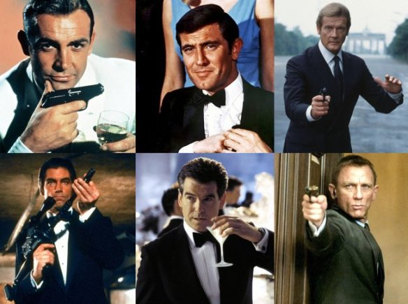 james bond agente 007 encuesta blogdecine