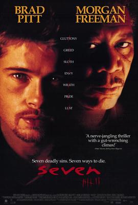seven poster cartel
