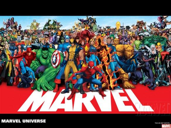 Marvel-Universe-Team